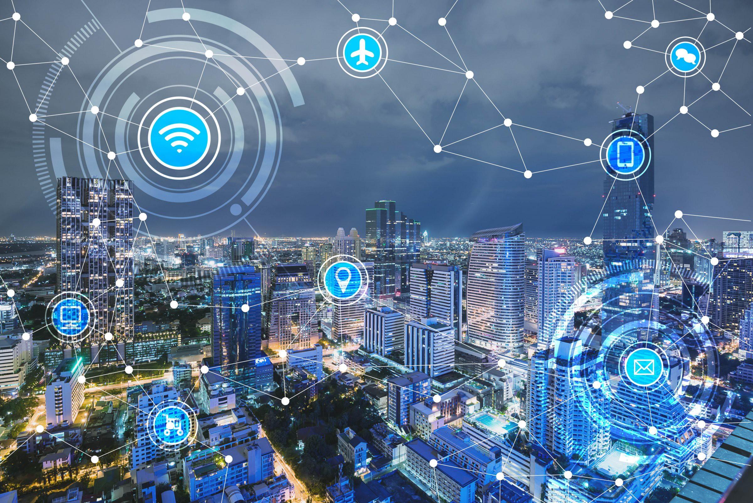Akıllı Şehir Nedir - Akıllı Şehir Uygulamaları Nelerdir