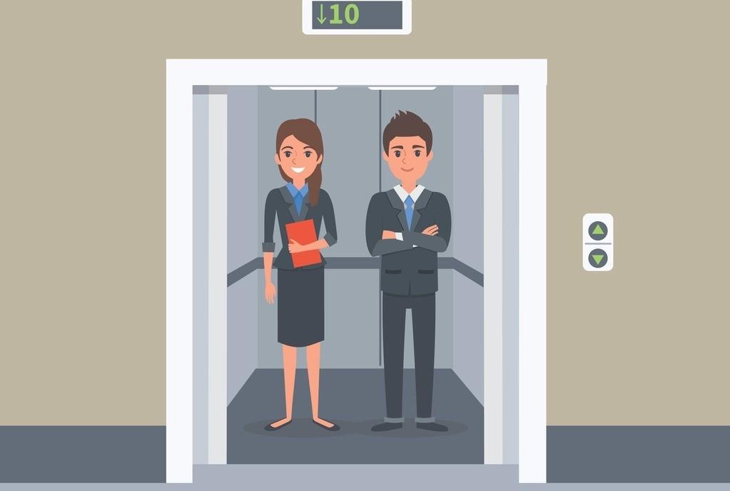 5 Adımda Asansör Konuşması